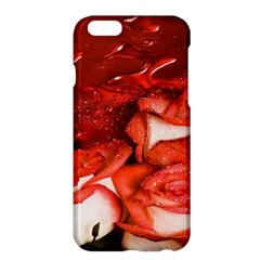 Nice Rose With Water Apple Iphone 6 Plus/6s Plus Hardshell Case