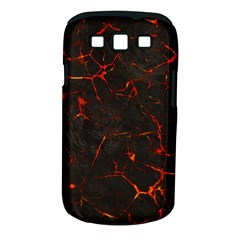Volcanic Textures Samsung Galaxy S III Classic Hardshell Case (PC+Silicone)