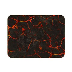 Volcanic Textures Double Sided Flano Blanket (Mini)