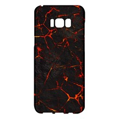Volcanic Textures Samsung Galaxy S8 Plus Hardshell Case