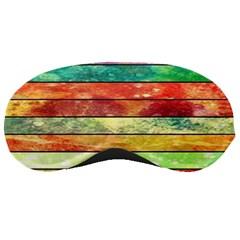Stripes Color Oil Sleeping Masks