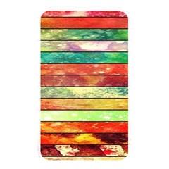 Stripes Color Oil Memory Card Reader