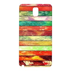 Stripes Color Oil Samsung Galaxy Note 3 N9005 Hardshell Back Case