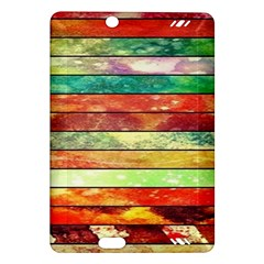 Stripes Color Oil Amazon Kindle Fire Hd (2013) Hardshell Case