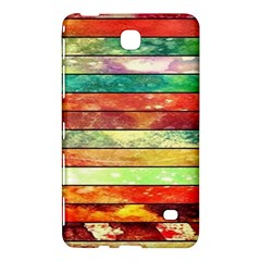 Stripes Color Oil Samsung Galaxy Tab 4 (8 ) Hardshell Case