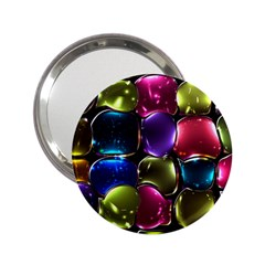 Stained Glass 2 25  Handbag Mirrors