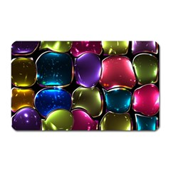 Stained Glass Magnet (Rectangular)