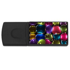 Stained Glass USB Flash Drive Rectangular (2 GB)