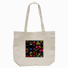 Stained Glass Tote Bag (cream)