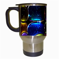 Stained Glass Travel Mugs (white)