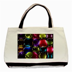Stained Glass Basic Tote Bag