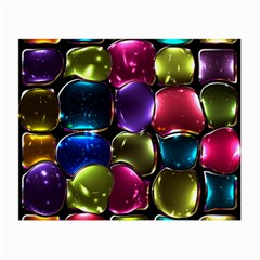 Stained Glass Small Glasses Cloth (2 Side)