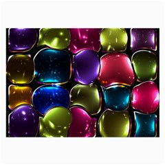 Stained Glass Large Glasses Cloth
