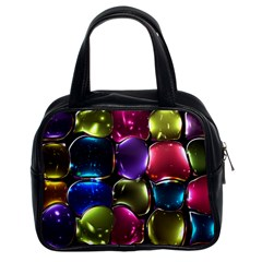 Stained Glass Classic Handbags (2 Sides)
