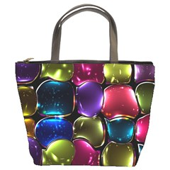 Stained Glass Bucket Bags