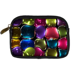 Stained Glass Digital Camera Cases