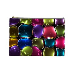 Stained Glass Cosmetic Bag (large)