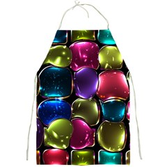 Stained Glass Full Print Aprons