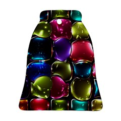 Stained Glass Ornament (Bell)