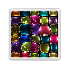 Stained Glass Memory Card Reader (square)