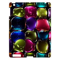 Stained Glass Apple iPad 3/4 Hardshell Case