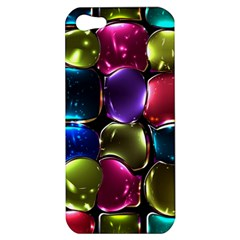 Stained Glass Apple iPhone 5 Hardshell Case