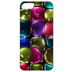 Stained Glass Apple iPhone 5 Classic Hardshell Case