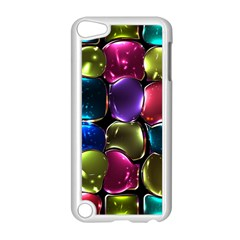 Stained Glass Apple Ipod Touch 5 Case (white)