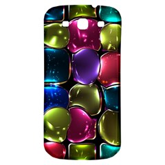 Stained Glass Samsung Galaxy S3 S Iii Classic Hardshell Back Case