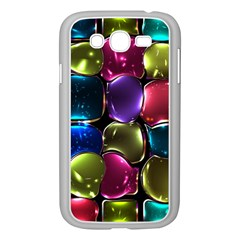 Stained Glass Samsung Galaxy Grand DUOS I9082 Case (White)