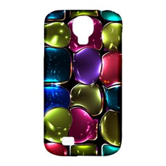 Stained Glass Samsung Galaxy S4 Classic Hardshell Case (pc+silicone)