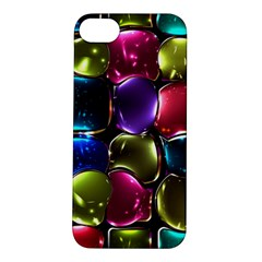 Stained Glass Apple Iphone 5s/ Se Hardshell Case