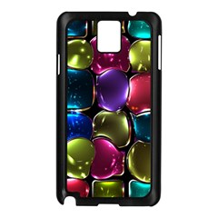 Stained Glass Samsung Galaxy Note 3 N9005 Case (Black)