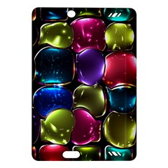 Stained Glass Amazon Kindle Fire Hd (2013) Hardshell Case