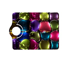Stained Glass Kindle Fire HD (2013) Flip 360 Case