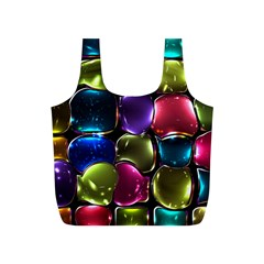 Stained Glass Full Print Recycle Bags (s)