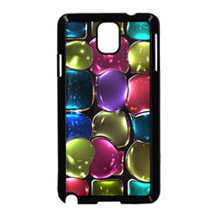 Stained Glass Samsung Galaxy Note 3 Neo Hardshell Case (black)