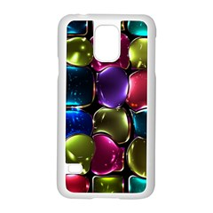 Stained Glass Samsung Galaxy S5 Case (White)