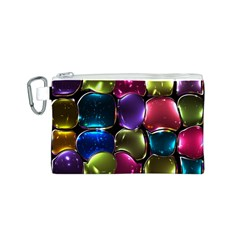 Stained Glass Canvas Cosmetic Bag (s)