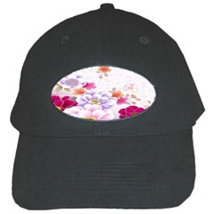 Sweet Flowers Black Cap