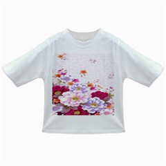 Sweet Flowers Infant/toddler T Shirts