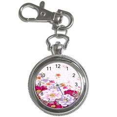 Sweet Flowers Key Chain Watches