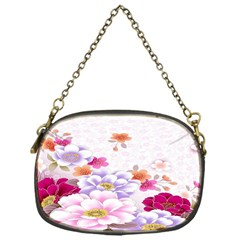 Sweet Flowers Chain Purses (One Side)