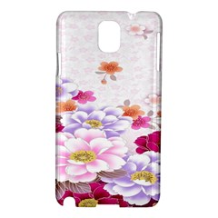 Sweet Flowers Samsung Galaxy Note 3 N9005 Hardshell Case