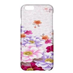 Sweet Flowers Apple Iphone 6 Plus/6s Plus Hardshell Case