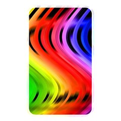 Colorful Vertical Lines Memory Card Reader