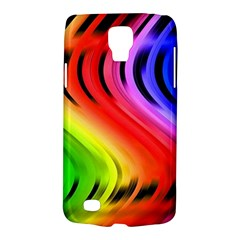 Colorful Vertical Lines Galaxy S4 Active