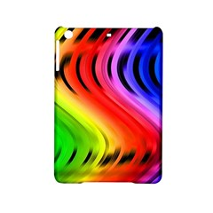 Colorful Vertical Lines Ipad Mini 2 Hardshell Cases