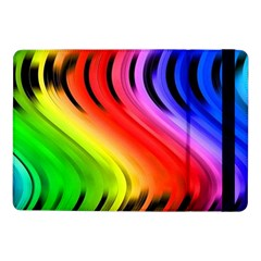 Colorful Vertical Lines Samsung Galaxy Tab Pro 10.1  Flip Case