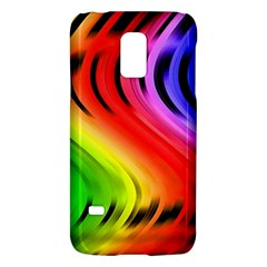 Colorful Vertical Lines Galaxy S5 Mini